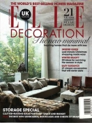 "Žurnalo ""Elle Decoration (UK)"" viršelis"