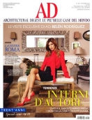 "Žurnalo ""Architectural Digest (IT)"" viršelis"