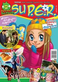 Žurnalas: SuP.E.R. / Nr. 11 (2012 11 02) | Žurnalų prenumerata ir ...